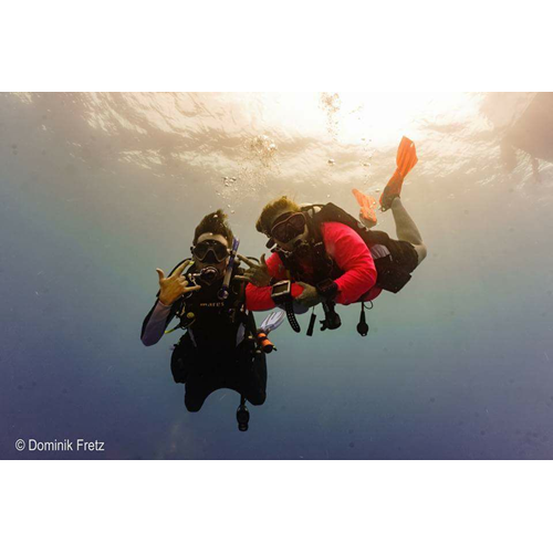Advanced Open Water Diver Course -    Platinum Personalised - Buddy Pair